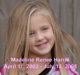 Madeline Renee Harrill